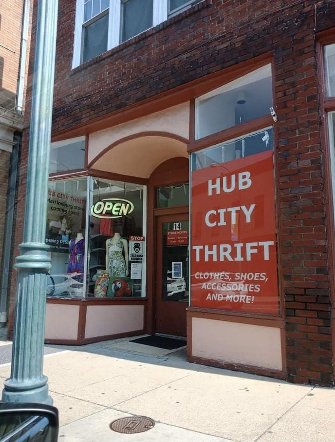 Hub City Thrift