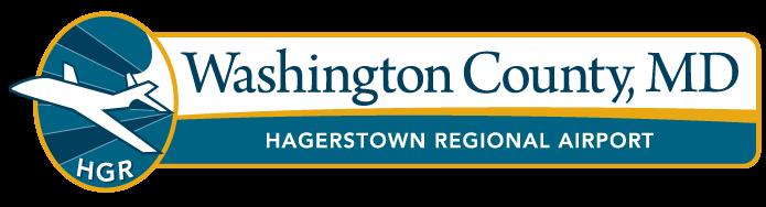 Hagerstown Regional Airport Logo