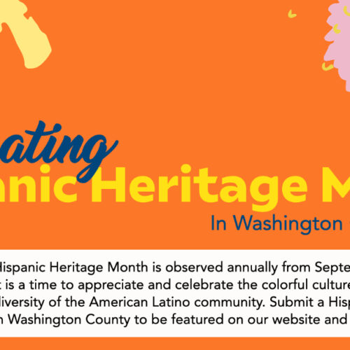 It's Hispanic Heritage Month! Nominate a Local, Hispanic-Owned Business in Washington County