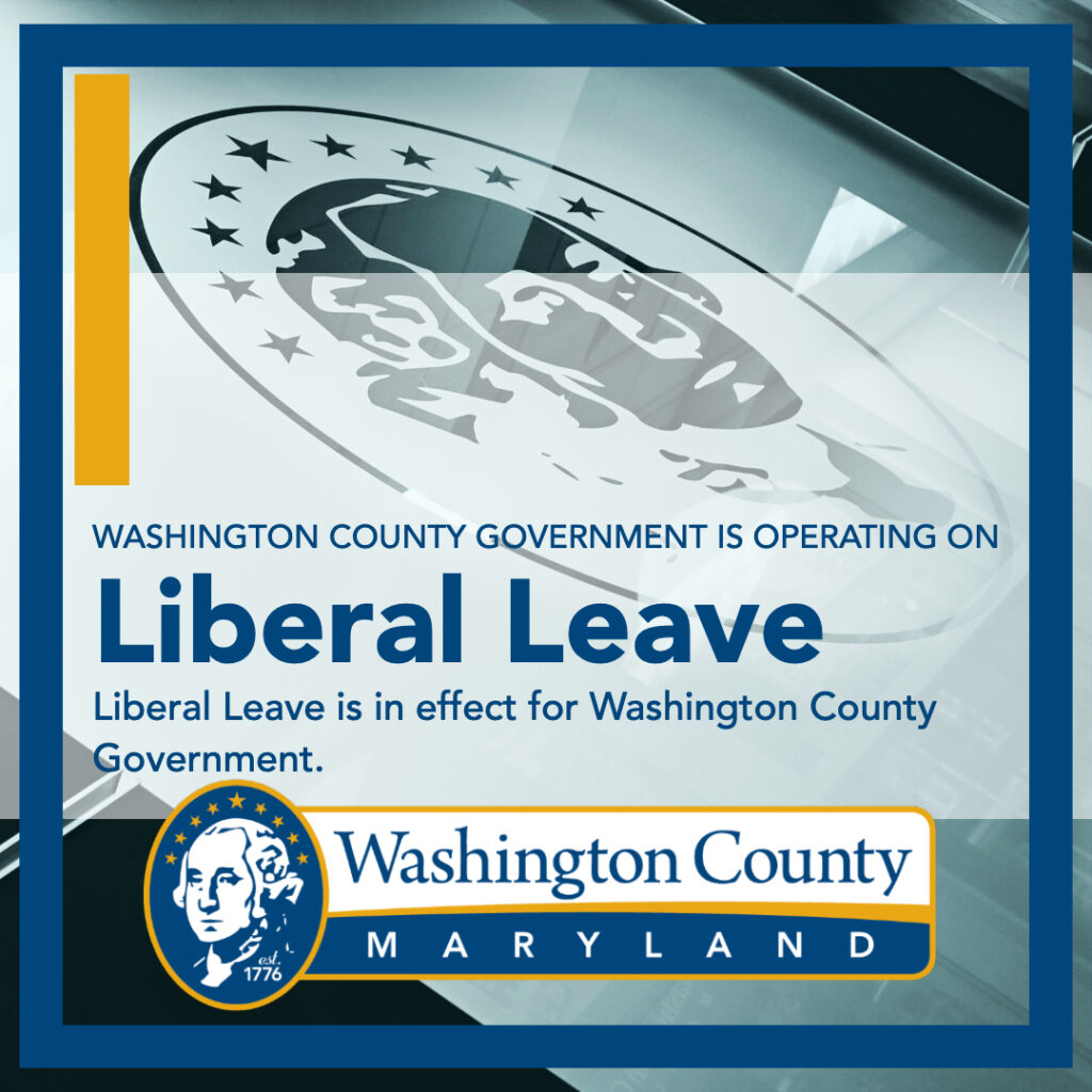 Liberal Leave is in effective for Washington County Government