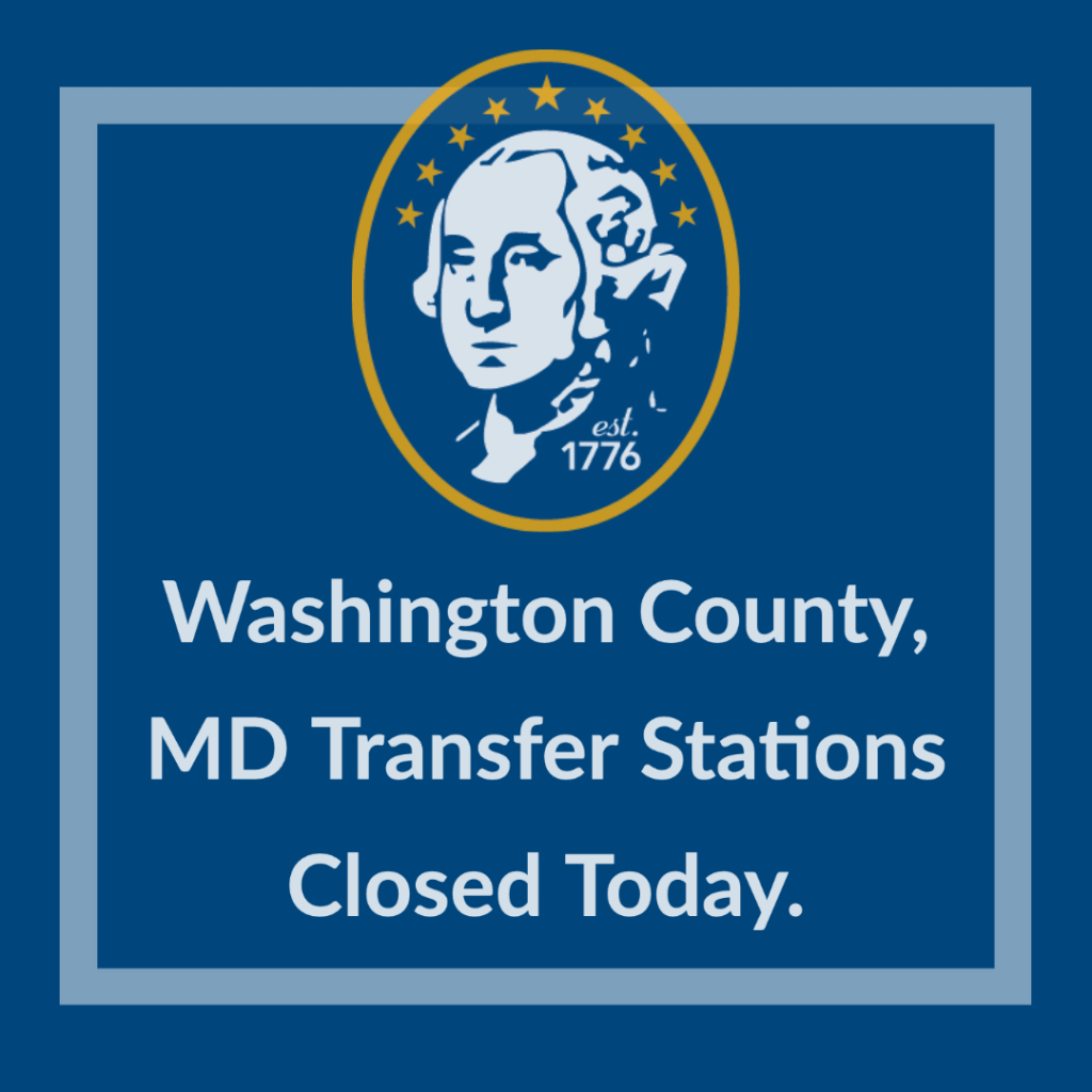 Washington County Transfer Stations Operating on 2-hour delay today