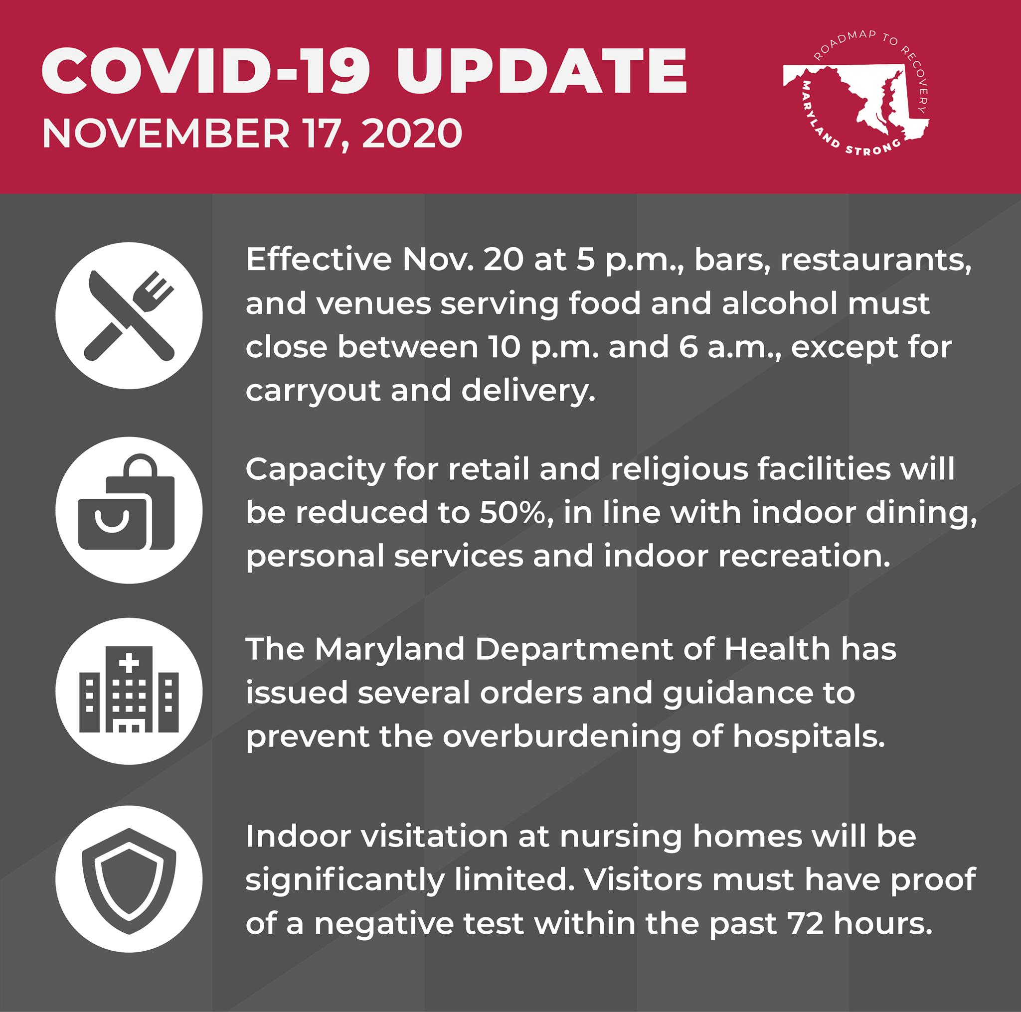 Coronavirus Information Washington County