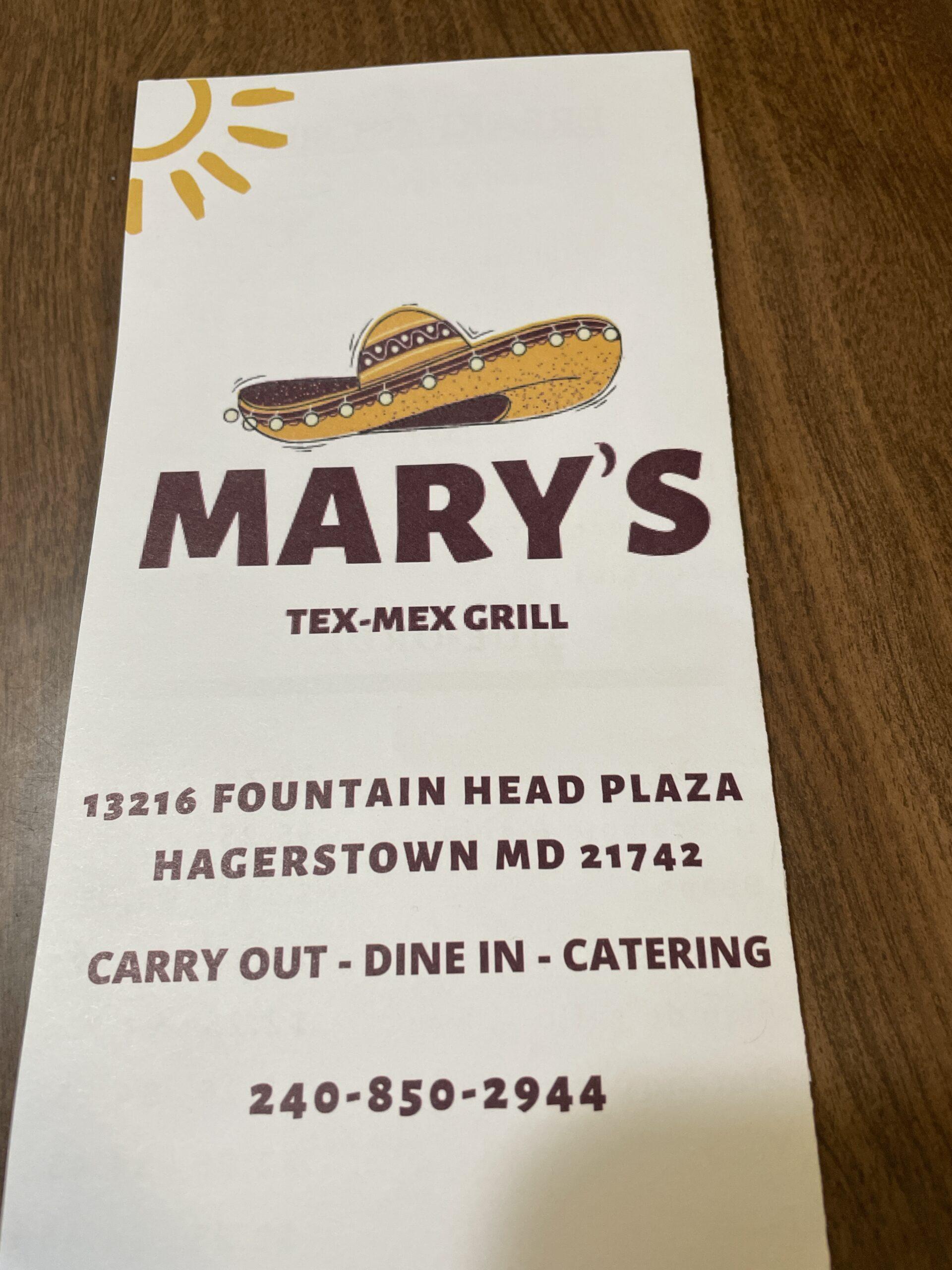 Mary's Tex-Mex Grill